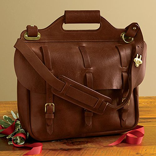 Used, Orvis Col. Littleton No. 1 Saddlebag Briefcase for sale  Delivered anywhere in USA