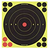 Birchwood Casey Shoot-N-C 8-Inch Round Target (30 Sheet Pack), Outdoor Stuffs