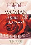 img - for Holy Bible, Woman Thou Art Loosed Edition (Bible Nkjv) by unknown [2003] book / textbook / text book