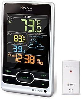 amazon com oregon scientific thgr122nx wireless temperature and rh amazon com oregon scientific bar388hga wireless weather station manual Oregon Scientific User Manuals