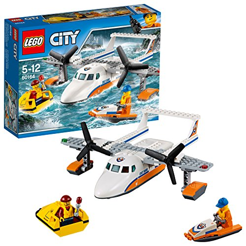 (LEGO City - Sea Rescue Plane)