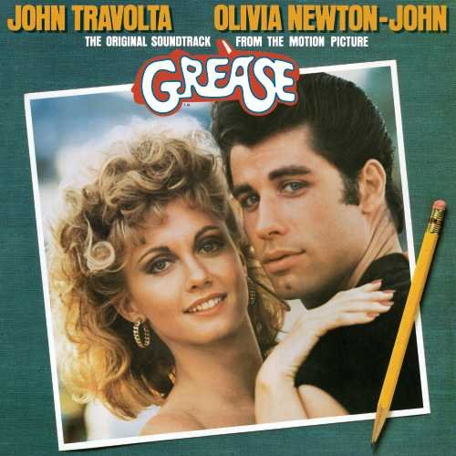 Grease - Original Movie Soundtrack [2 LP] by Polydor