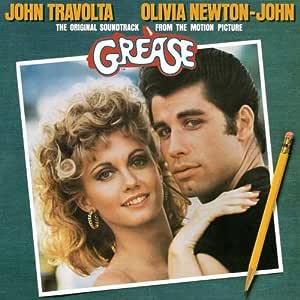 Grease (Original Motion Picture Soundtrack) [Disco de Vinil]