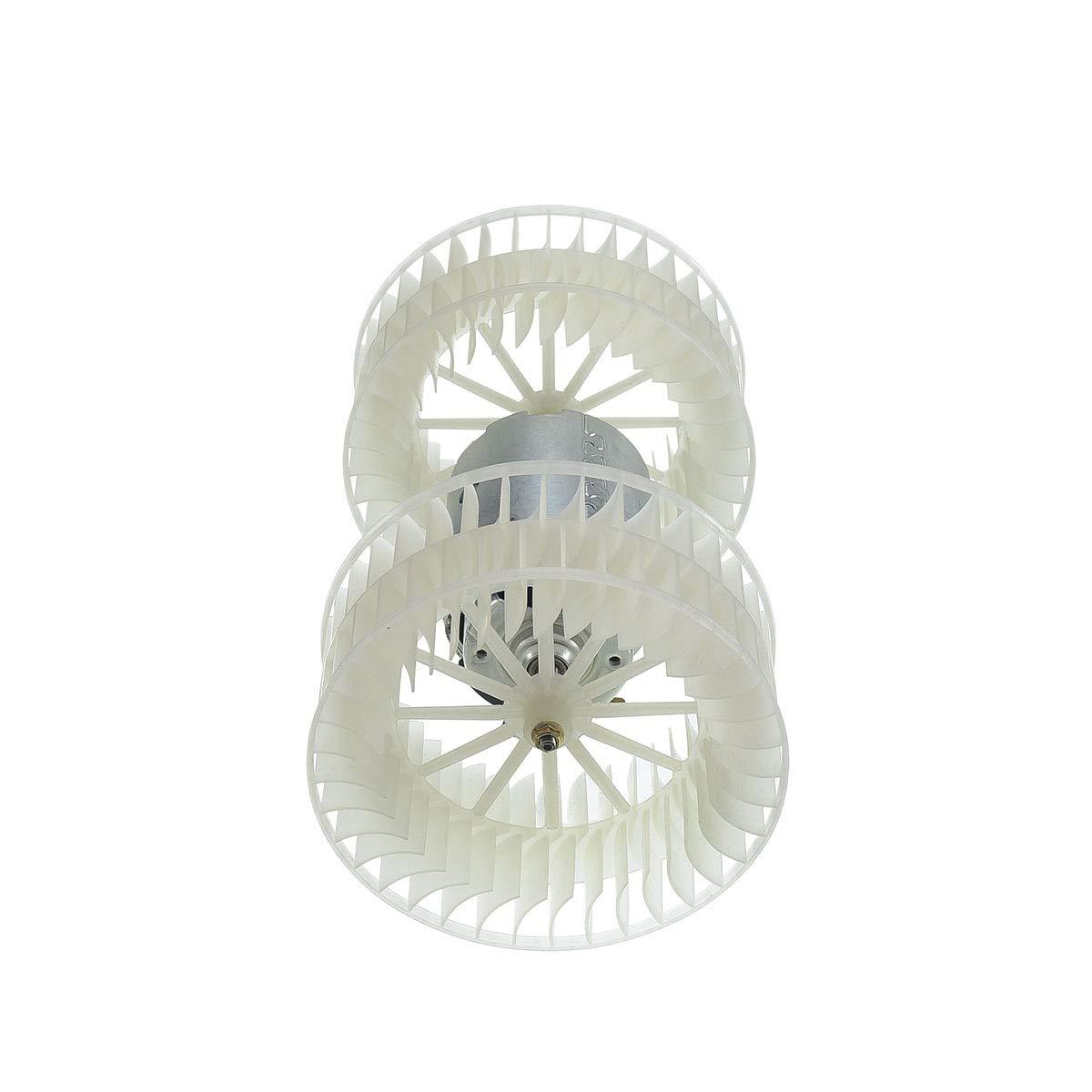 Ventilador interior de ventilador de calefacci/ón motor para 5ER E34 7ER E32 8ER E31 1986-1999 64111374377