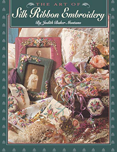 The Art of Silk Ribbon - Ribbon Book Embroidery