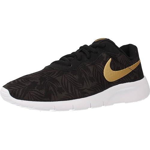 Nike Tanjun Print (GS), Zapatillas de Running para Niños: Amazon.es: Zapatos y complementos