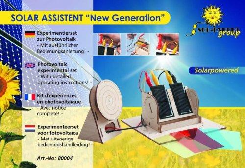Solar-Assistent NEW GENERATION I SOL EXPERT 80004