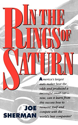 Car Saturn - In the Rings of Saturn