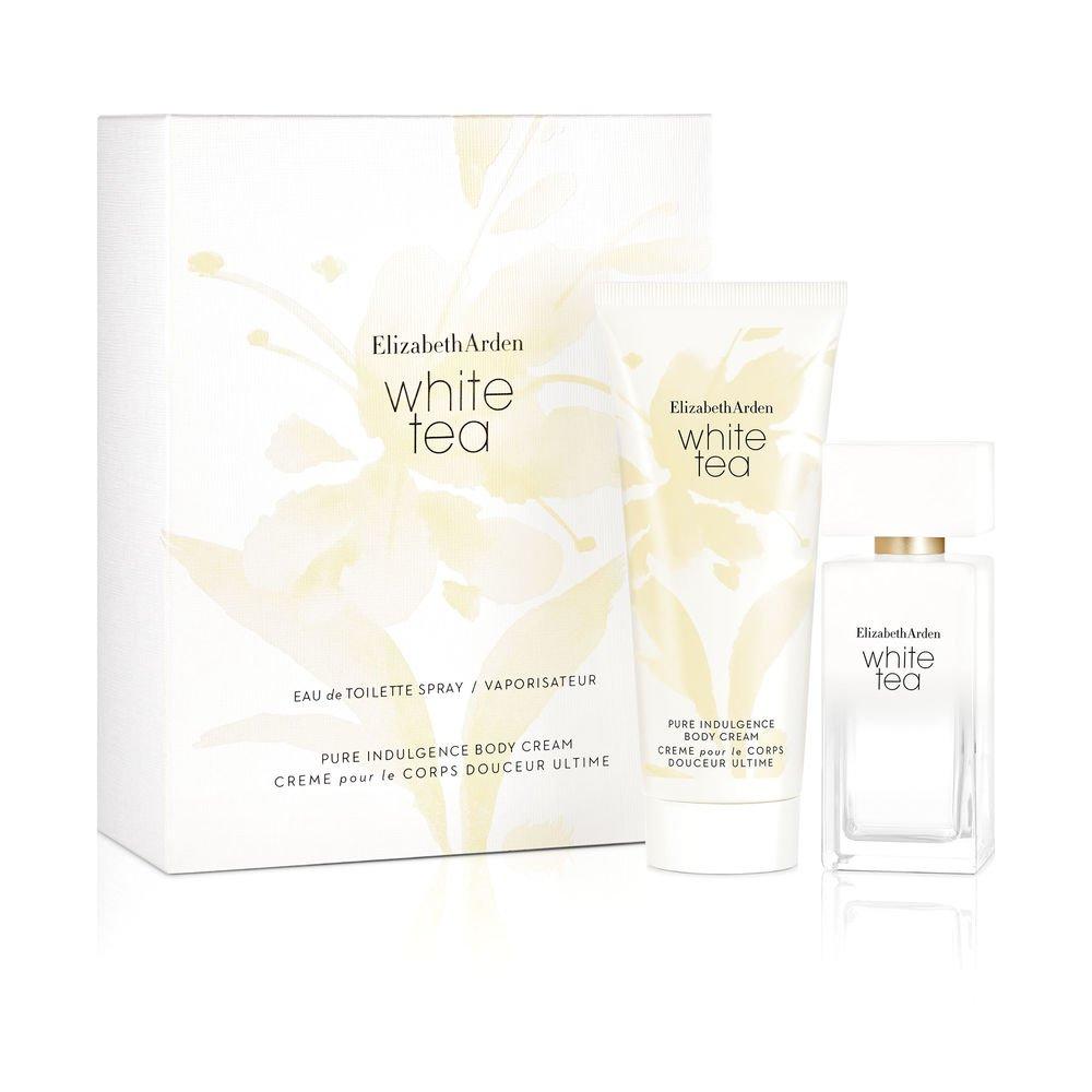 Elizabeth Arden White Tea Set (Eau de Toilette 50ML E Crema Per Il Corpo 100ML) A0106837