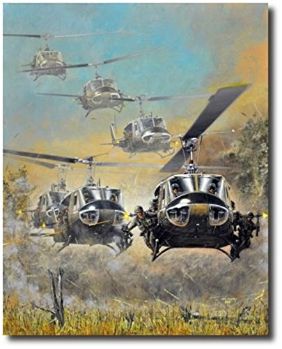 Kicking the Hornets Nest by Joe Kline - UH-1H Huey for sale  Delivered anywhere in USA