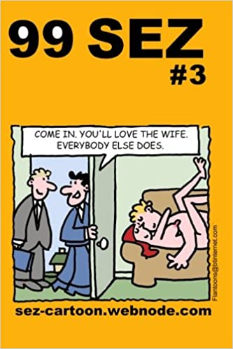 99 Sez 3 99 Great And Funny Cartoons About Sex And Relationships