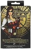 Q-Workshop Steampunk Clockwork Caramel & White Dice