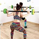TMY-Attrezzature-per-il-fitness-Colore-Bilanciere-manubri-Piatti-Regolabile-Peso-Impostato-con-opzioni-di-connessione-Dimensione-20KG44lb