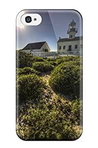 Hard Plastic Iphone 4/4s Case Back Cover,hot Locations San Diego Case At Perfect Diy