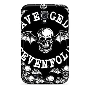 [hTq874rGdj]premium Phone Case For Galaxy S4/ Avenged Sevenfold Tpu Case Cover