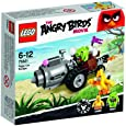 Lego 75821 - The Angry Birds Movie - L'évasion en Voiture du Cochon