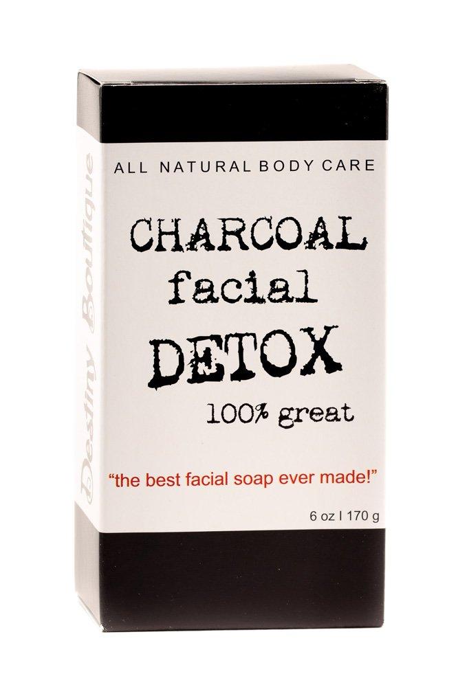 Charcoal Facial Soap DETOX