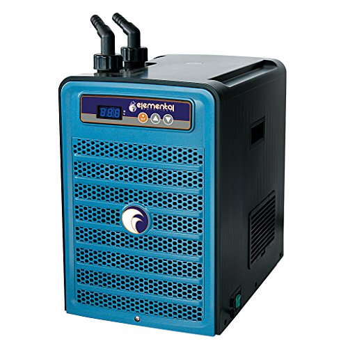 Elemental Solutions H2O Chiller, 1/4 HP (0.25 Hp Water Chiller)