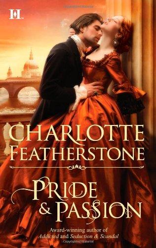 book cover of Pride & Passion