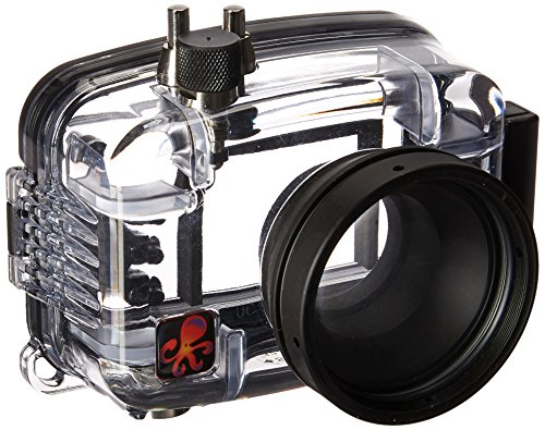 Ikelite 6282.35 Underwater Camera Housing, Clear