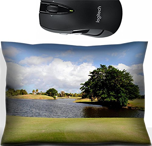 Liili Mouse Wrist Rest Office Decor Wrist Supporter Pillow Bonaventure County Club golf course 27972282