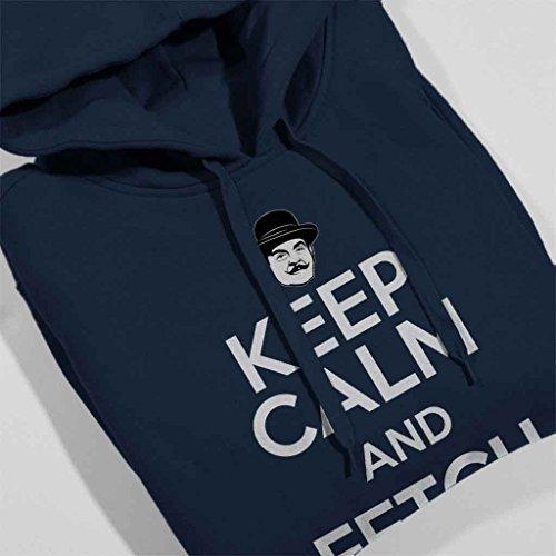 And Poirot Women's Coto7 Keep Hooded Sweatshirt Fetch Calm 46ZERnwqA