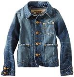 True Religion Little Boys' Dino Collar Jacket