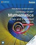 Cambridge IGCSE Mathematics Core and Extended Coursebook with CD-ROM (Cambridge International IGCSE)
