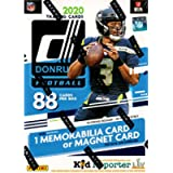 2020 Panini Donruss NFL Football BLASTER box (88 cards/bx)