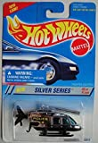 Hot Wheels Silver Series Police Propper Chopper 3/4 (New Look!)