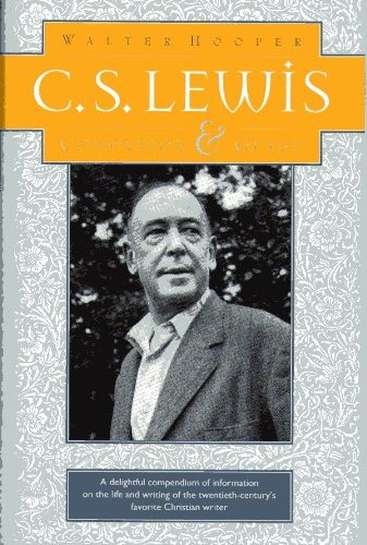 C. S. Lewis: A Companion & Guide by Harper San Francisco