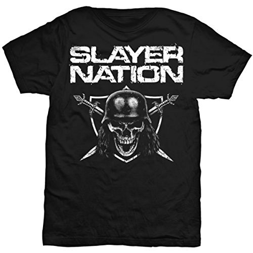 Nation T-shirt Adult - XL Adult's Slayer T-shirt