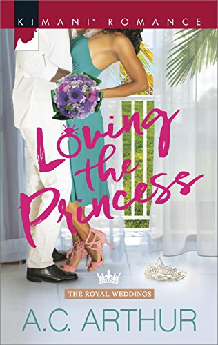 book cover of Loving the Princess