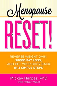 Menopause Reset Reverse Weight Simple ebook product image