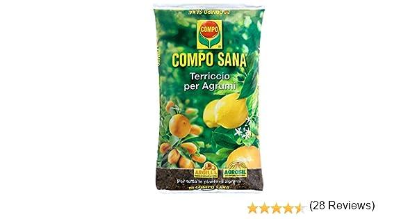 Compo Sana - Sustrato para cítricos, Bolsa de 20 l: Amazon.es: Jardín