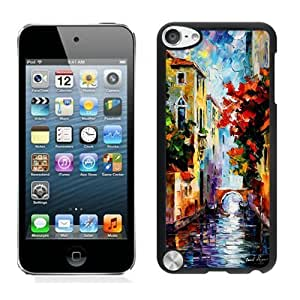 Anti-Glare Film for ipod touch (5th Gen)-home/Shop_ipod/ipod_accessories/Case/,Painting Venice ipod touch 5 Case Black Cover