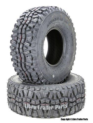2 New ATV Tires 24x11-10 24x11x10 6PR 10271 (Atv Wheeler 4 Tires)