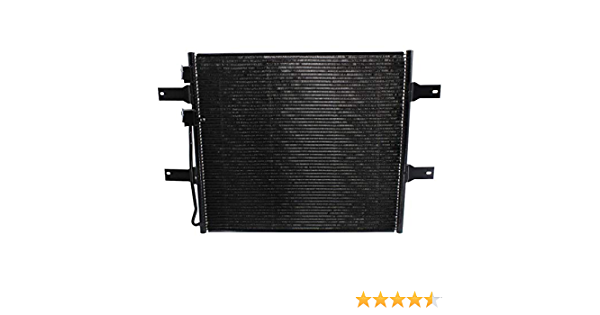 Bapmic AC Condenser A//C Air Conditioning 7-3265 Compatible with 2003-2006 Dodge Ram 2500 Ram 3500 Pickup Truck 5.9L l6 Diesel
