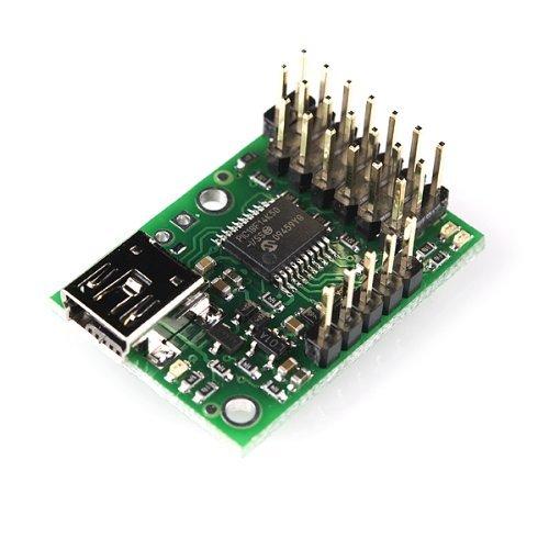Assembled Micro Maestro 6-Channel USB Servo Controller