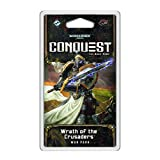 Warhammer 40,000: Conquest Lcg: Wrath of the Crusaders War Pack