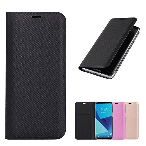 Case for Samsung Galaxy-S8-Plus Case-Cover Flip Wallet Samsung S8 Plus Case, Cell Phone Cases Full Body pu Leather with card slot Slim Thin Hard