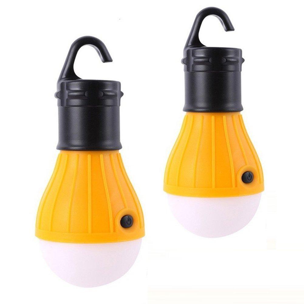 2 Pack Led Lantern For Camping Lightsslimk Night Lamp Emergency Tent Bulbport.. 16