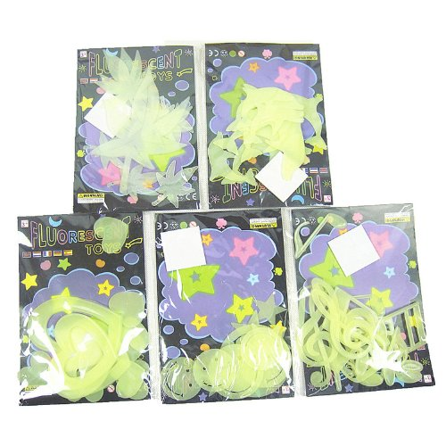 Viskey Decals Stickers Planets constellations