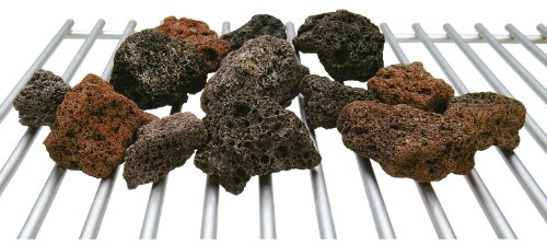 Gas Grill Lava Rock - Char-Broil Lava Rock 6 lbs