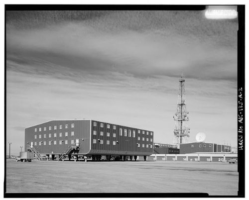 Photo  Bp Facilities Base Operations Center Prudhoe Bay North Slope Borough Alaska 2