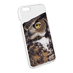 Great Horned Owl Snap On Hard Protective Case for Apple iPhone 6 6s