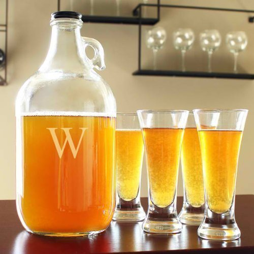 Price comparison product image Craft Beer Growler & Tasters Set