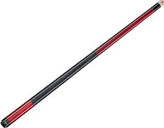 product image for Valhalla Viking VA114 Hard Rock Maple Linen Wrap Pool/Billiard Cue - Red