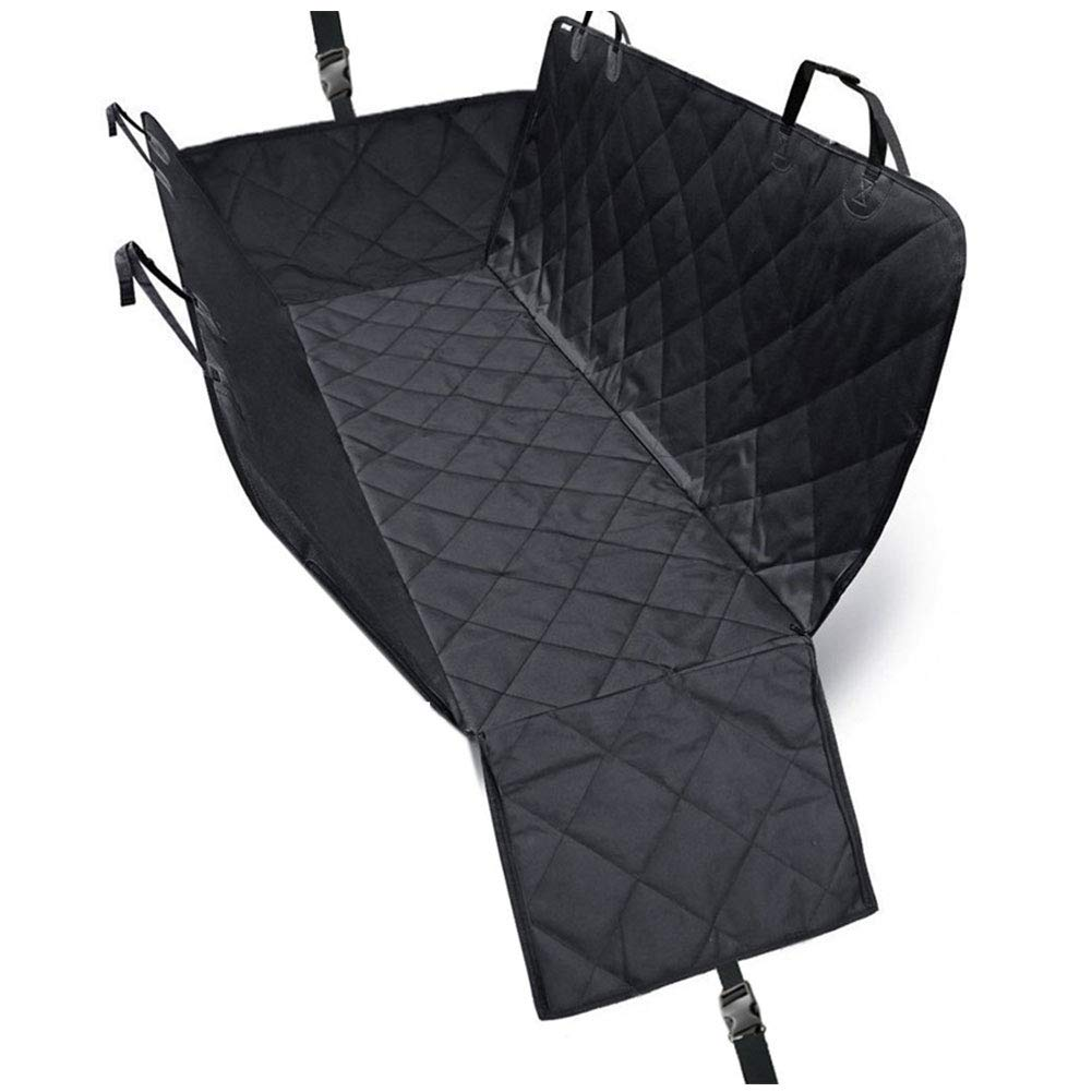HAOJINFENG Dog Special Car Mat Waterproof Non-slip Scratch Scratch Pad Car Rear Row Dog Pad