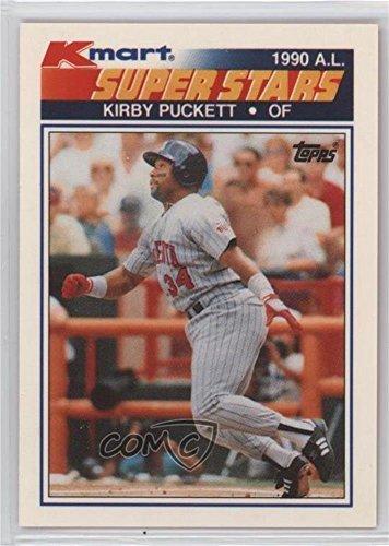 1990 topps kirby puckett - 7